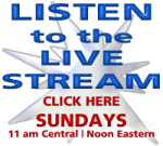 Listen to the show LIVE! Sundays 11 am central, noon eastern